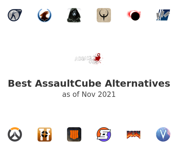 Best AssaultCube Alternatives
