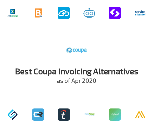 Best Coupa Invoicing Alternatives