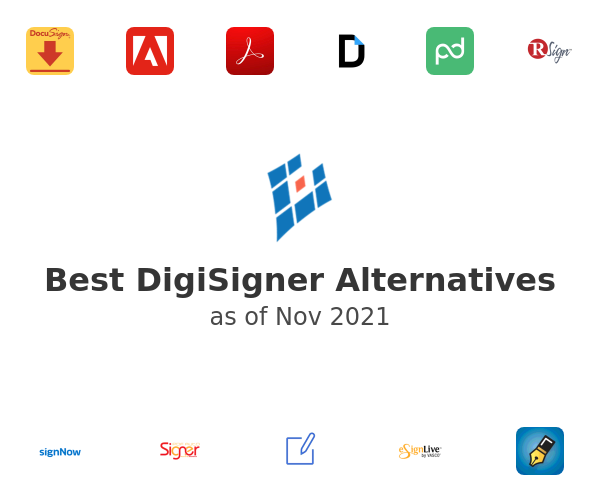 Best DigiSigner Alternatives