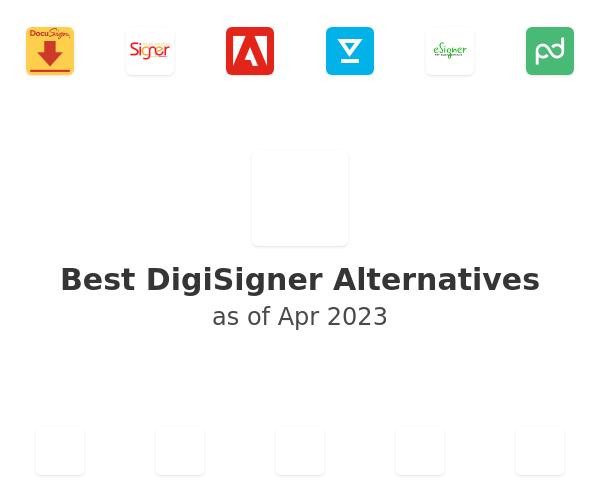 Best DigiSigner Alternatives