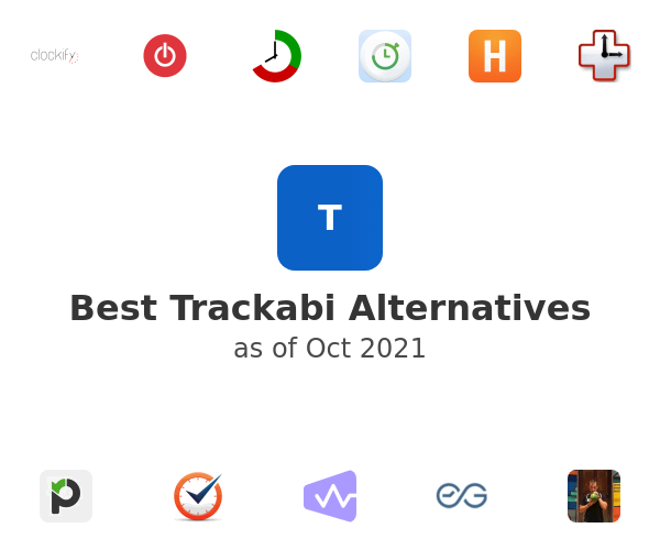 Best Trackabi Alternatives