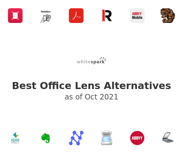 Best Office Lens Alternatives