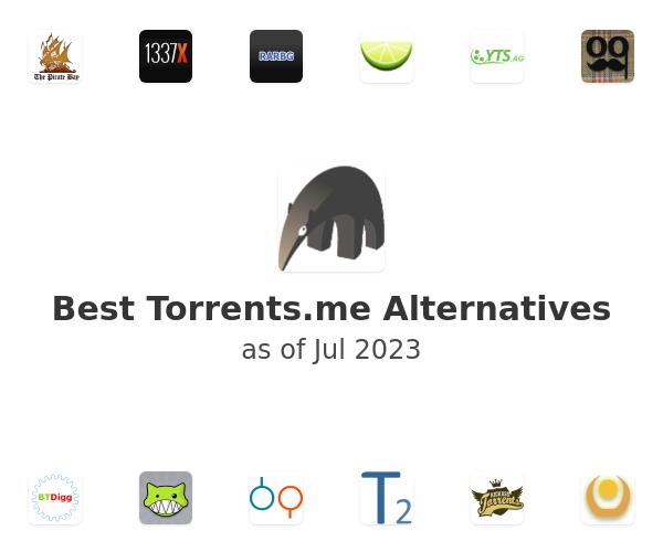 Best Torrents.me Alternatives
