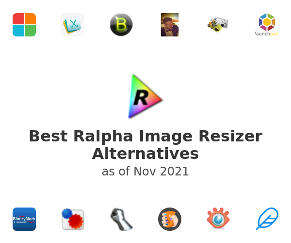 Best Ralpha Image Resizer Alternatives