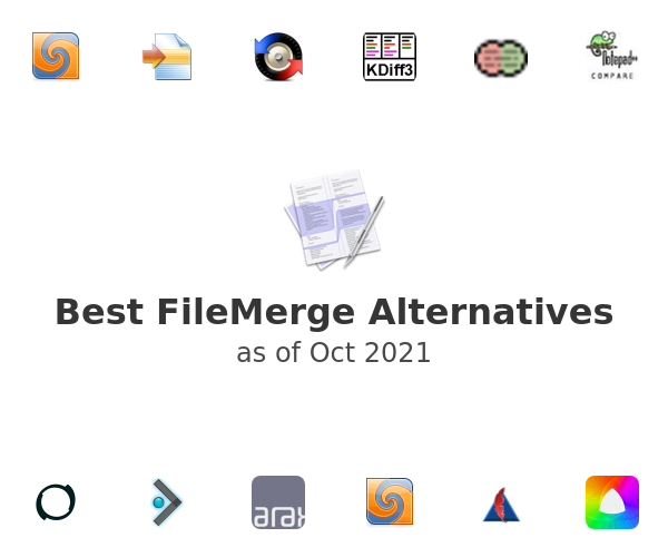 Best FileMerge Alternatives
