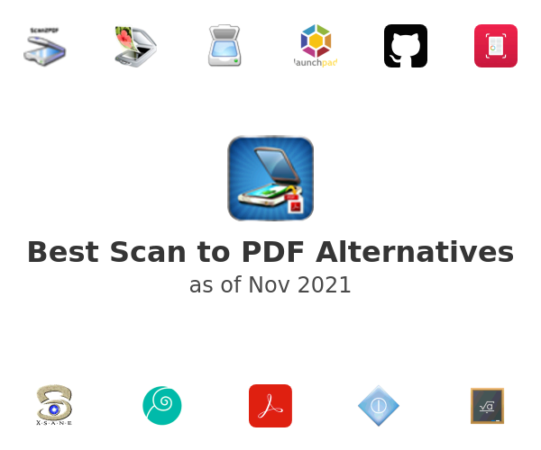 Best Scan to PDF Alternatives