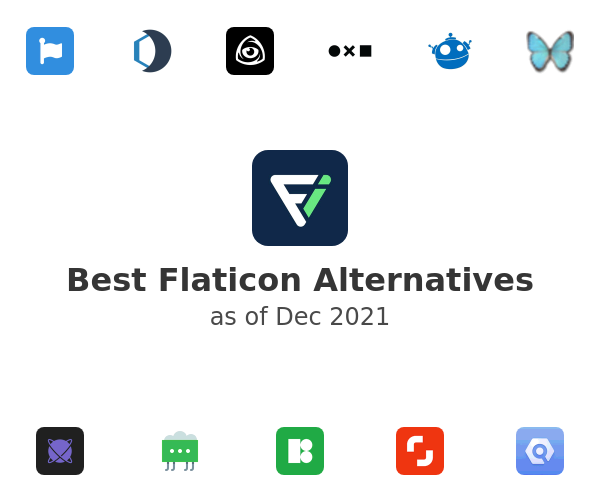 Best Flaticon Alternatives