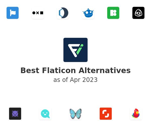 Best Flaticon Alternatives