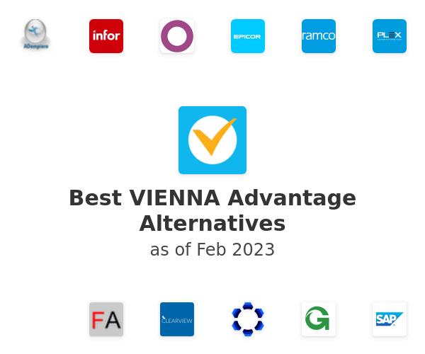 Best VIENNA Advantage Alternatives