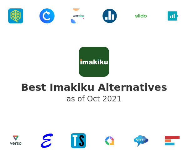 Best Imakiku Alternatives