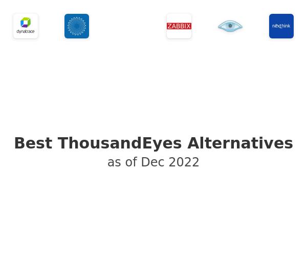Best ThousandEyes Alternatives