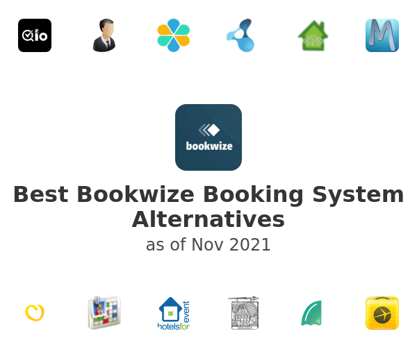 Best Bookwize Booking System Alternatives