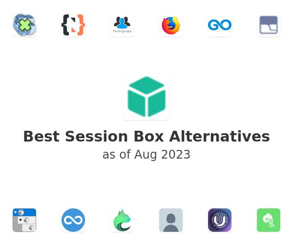 Best Session Box Alternatives