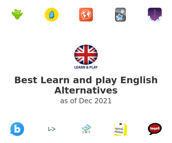 Best Learn and play English Alternatives