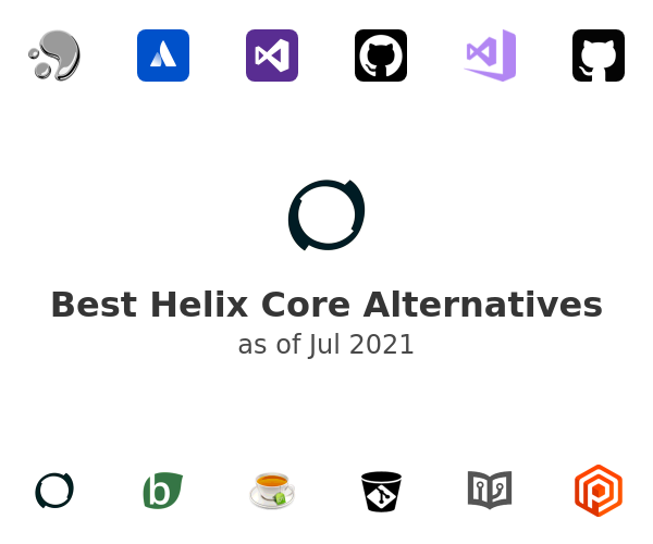 Best Helix Core Alternatives