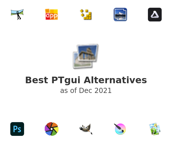 Best PTgui Alternatives
