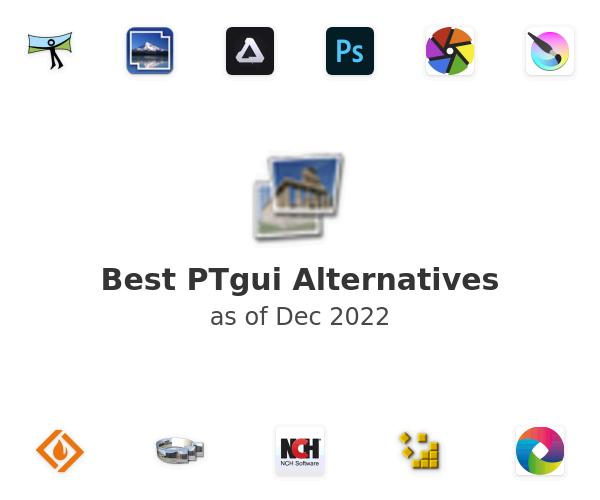Best PTgui Alternatives