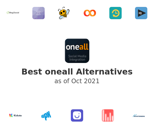 Best oneall Alternatives