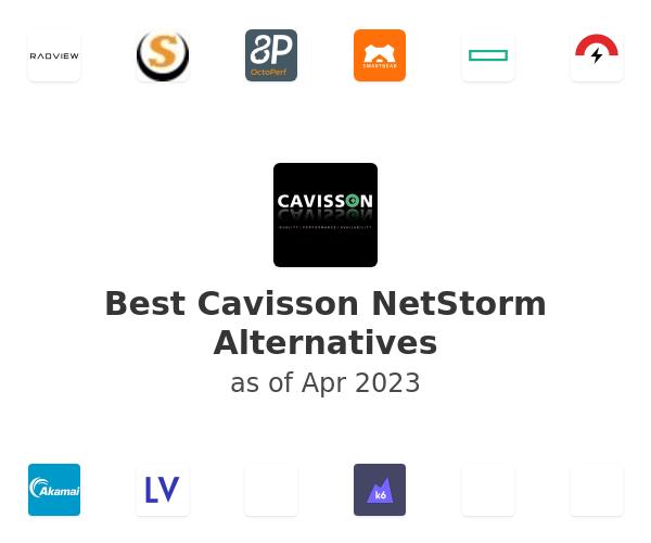 Best Cavisson NetStorm Alternatives