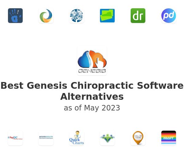 Best Genesis Chiropractic Software Alternatives