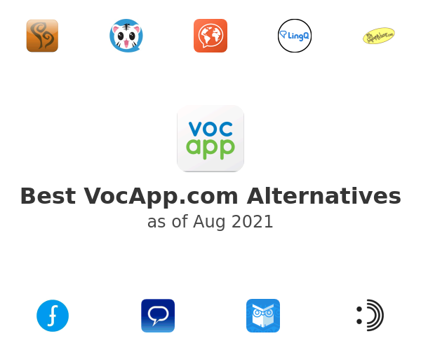 Best VocApp.com Alternatives
