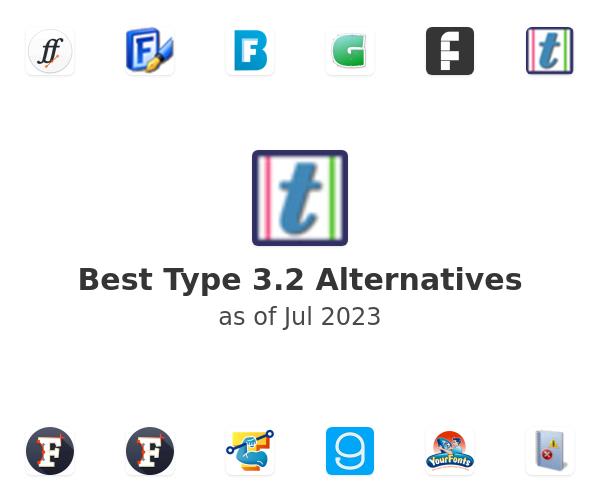Best Type 3.2 Alternatives