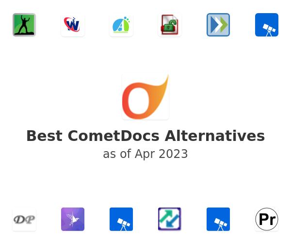 Best CometDocs Alternatives