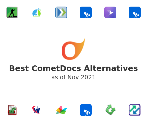 Best CometDocs Alternatives