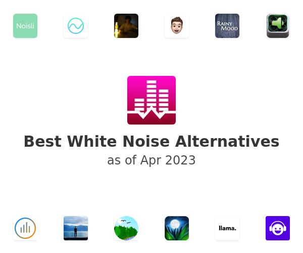 Best White Noise Alternatives