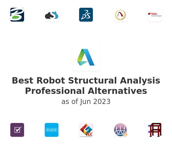 Best Robot Structural Analysis Professional Alternatives
