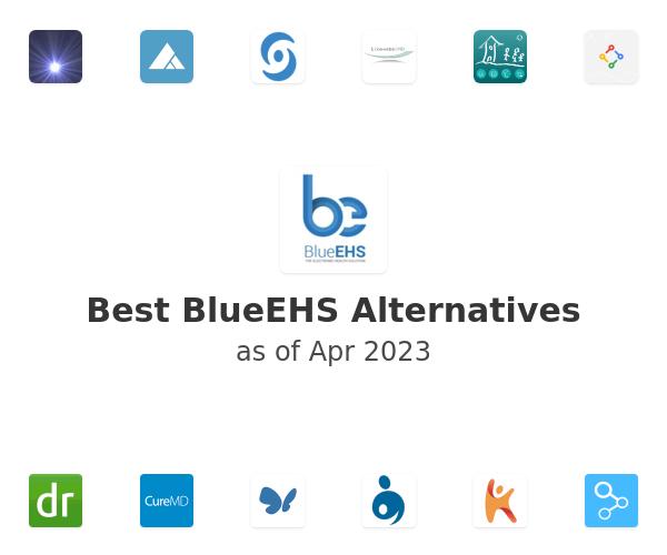 Best BlueEHS Alternatives