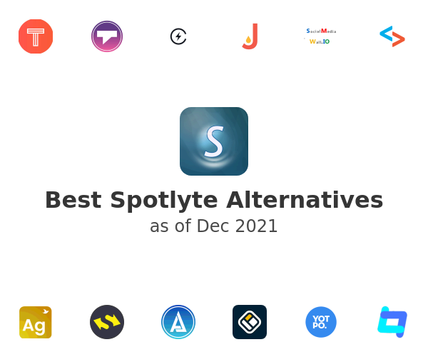 Best Spotlyte Alternatives