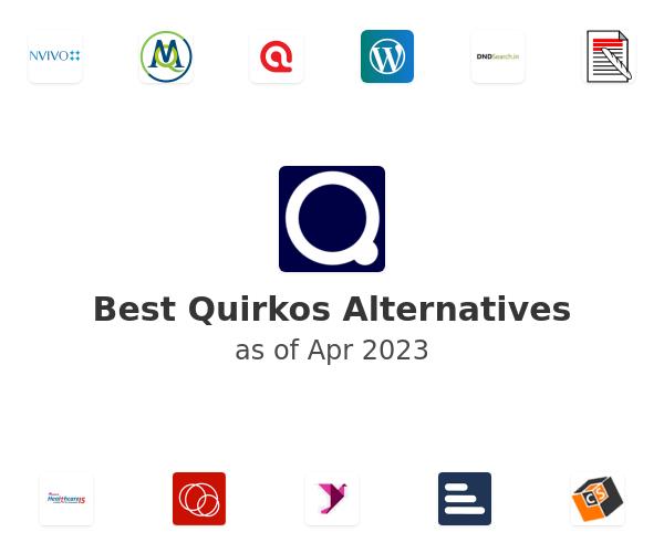 Best Quirkos Alternatives