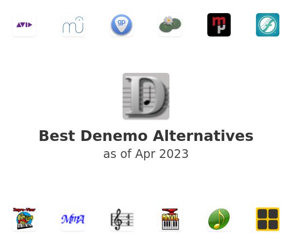 Best Denemo Alternatives