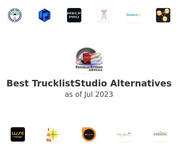 Best TrucklistStudio Alternatives