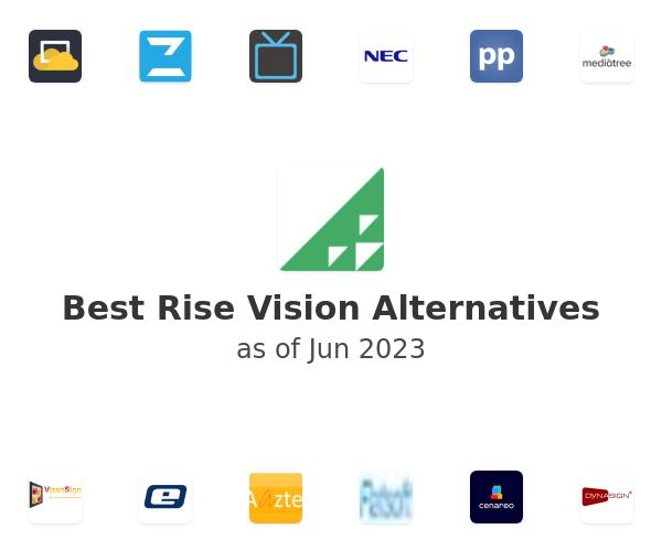 Best Rise Vision Alternatives