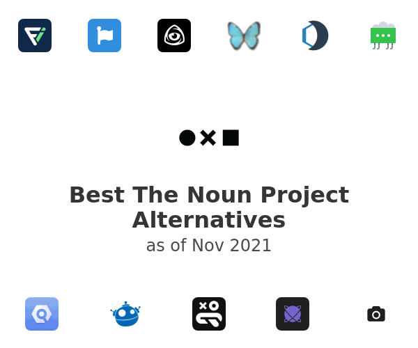 Best The Noun Project Alternatives