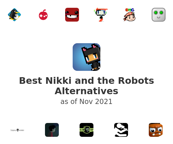 Best Nikki and the Robots Alternatives
