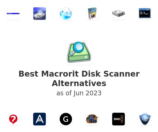 Best Macrorit Disk Scanner Alternatives