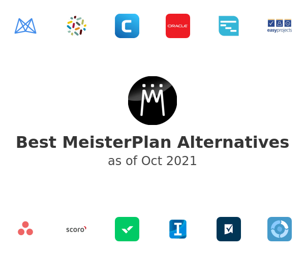Best MeisterPlan Alternatives