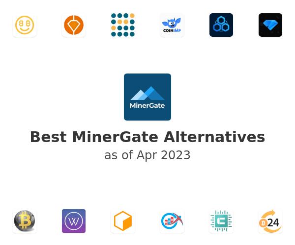 Best MinerGate Alternatives