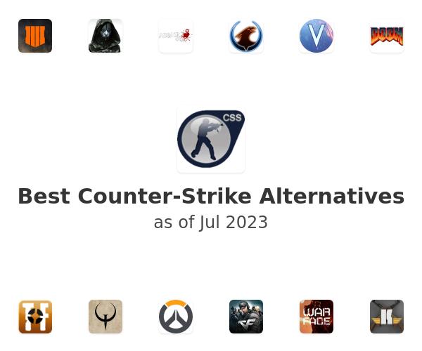 Best Counter-Strike Alternatives