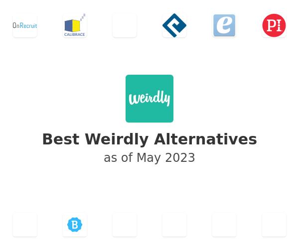 Best Weirdly Alternatives