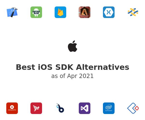 Best iOS SDK Alternatives