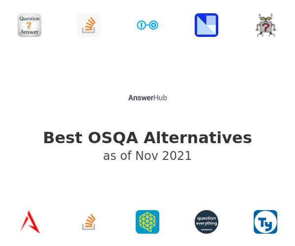 Best OSQA Alternatives