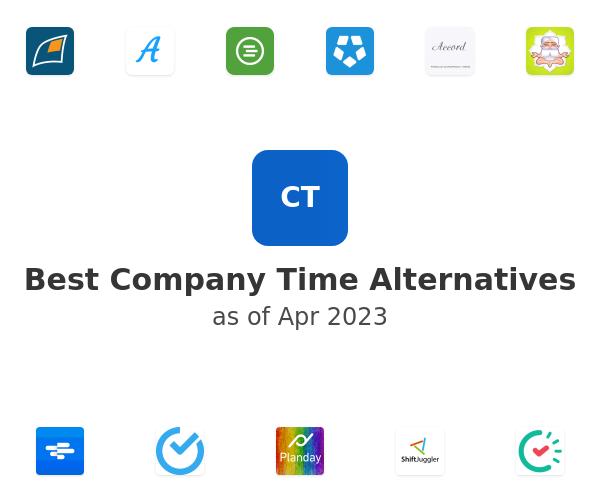 Best Company Time Alternatives