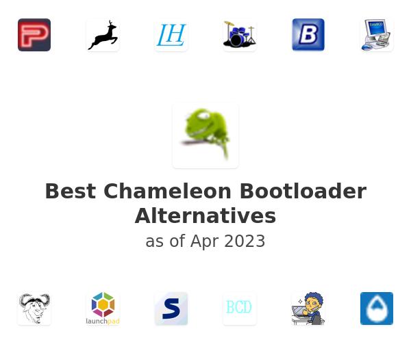 Best Chameleon Bootloader Alternatives