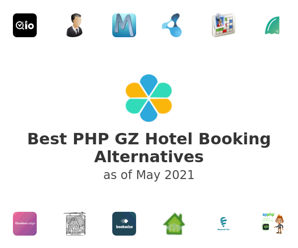 Best PHP GZ Hotel Booking Alternatives