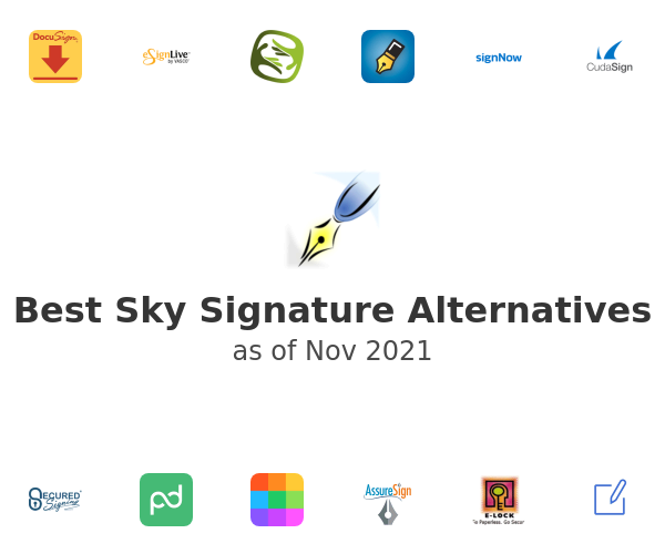 Best Sky Signature Alternatives