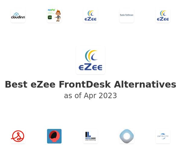 Best eZee FrontDesk Alternatives
